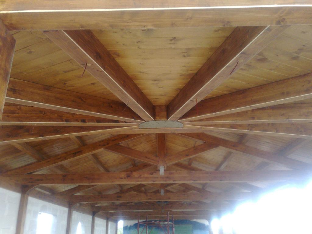 strutture in legno lamellare